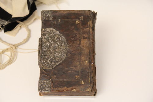Imakönyv <br /><em>Prayer book</em>