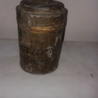 Persely<br /><em>Alms container</em>