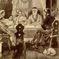 Szédereste a családban <br /><em>Seder-evening in the Family</em>
