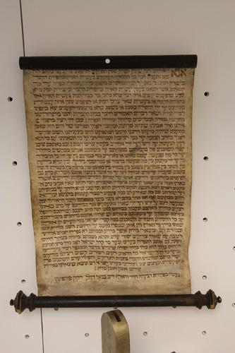 Pergamenre írt temetői imatábla