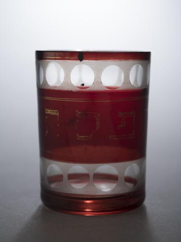 Pohár széder estére / <em>Cup for Passover</em>