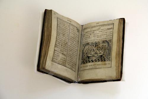 Szombati szertartáskönyv /<em>Book of Rituals for Shabbat</em>- Seder Tikuney Shabat