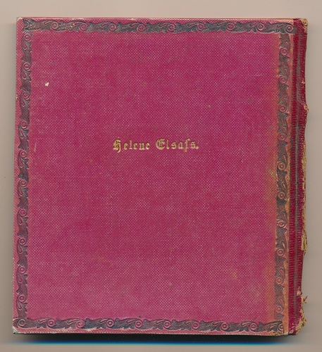 Halottmosdató asszony imakönyve / <em>Tahara (ritual cleaning of the dead body) prayer book for women</em>
