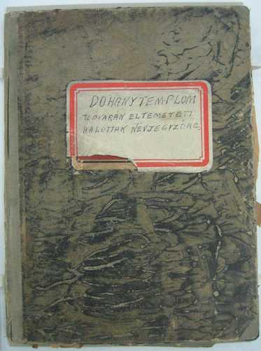 Temetőkönyv