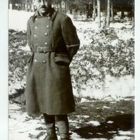 Dr. Fehér Béla munkaszolgálatos századorvos fényképe<br /><br /> <br /><br />