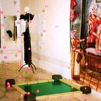 """Kiállításrészlet a """"Zsidó Nő"""" kiállításból"""