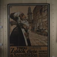 Moziplakát: A zsidók élete a Szentföldön
