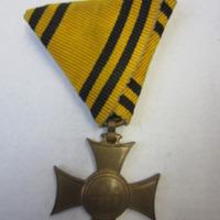 1912-13 emlékkereszt/Mozgósítási kereszt