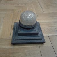 Szentföldi homok üveggömbbenSand from the Holy Land