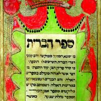 Móhelkönyv <br /><br /> Circumcision-book
