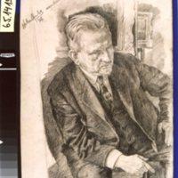 Magyar Mannheimer Gusztáv portréja