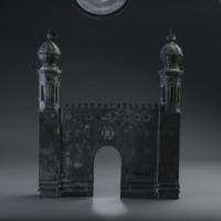 Zsinagóga makett