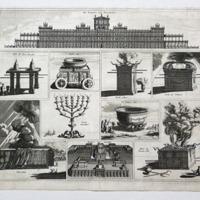 Salamon temploma és felszerelése