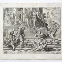 Bibliai jelenetek Jojákim királyról