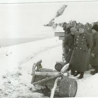 A 108/57 munkaszolgálatos század parancsnokhelyettese