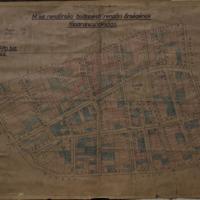 A pesti gettó térképe