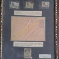 Holokauszt-vonatkozású postai nyomtatványok