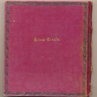 Halottmosdató asszony imakönyve / Tahara (ritual cleaning of the dead body) prayer book for women