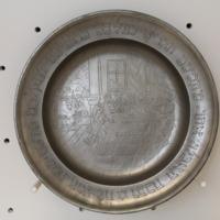 Ón szédertálSeder Plate
