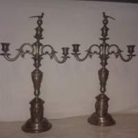 GyertyatartópárPair of candleholders