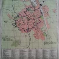 Szombathely Eruv térképe