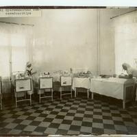 PIH Kórházának csecsemőosztálya
