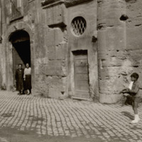 Antik ház a római gettóban