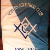 Zászló (A Vívó és Atlétikai Club zászlója)