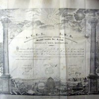Magyarország Nagy Oriense oklevele
